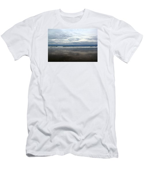 Cloudy Reflections Men's T-Shirt (Athletic Fit)