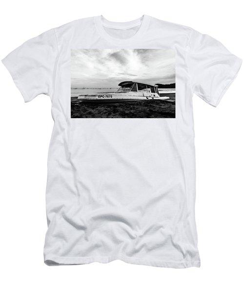 Coast Guardin  Men's T-Shirt (Athletic Fit)