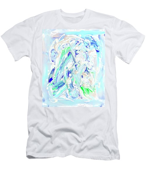 Coastal Splash Men's T-Shirt (Athletic Fit)