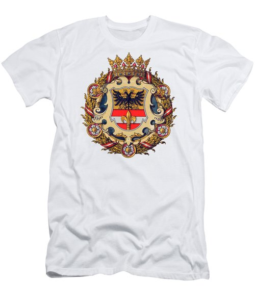 Coat Of Arms Of Triest Men's T-Shirt (Athletic Fit)