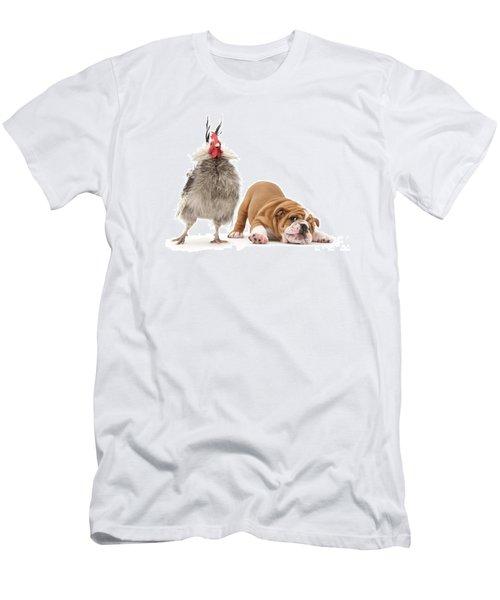 Cock N Bull Men's T-Shirt (Athletic Fit)