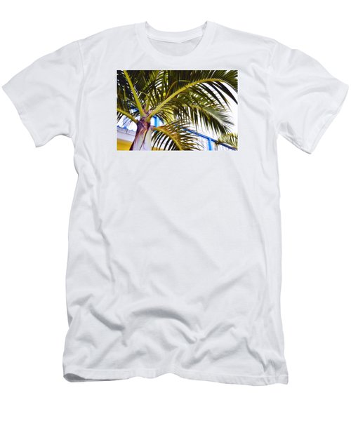 Coconut Cover Men's T-Shirt (Slim Fit)