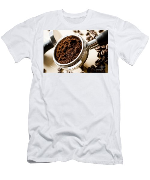 Coffee #10 Men's T-Shirt (Athletic Fit)