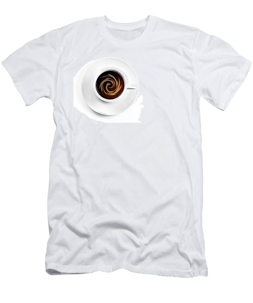 Coffee And Cream Men's T-Shirt (Slim Fit) by Gert Lavsen