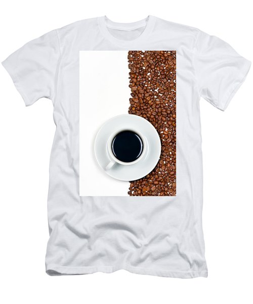 Coffee Men's T-Shirt (Athletic Fit)