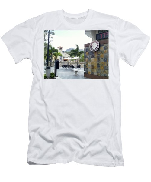 Coffee Lover's Expresso Bar 3 Men's T-Shirt (Athletic Fit)
