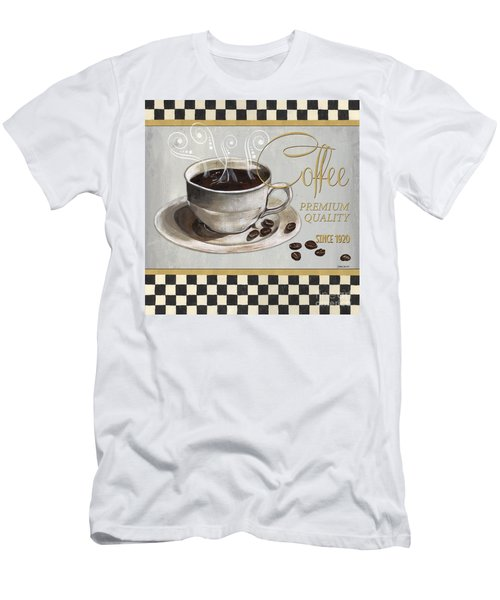 Coffee Shoppe 1 Men's T-Shirt (Athletic Fit)