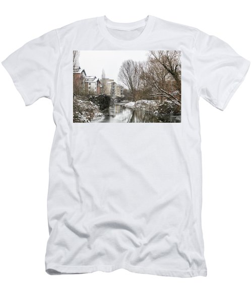 Colchester Reflections Men's T-Shirt (Athletic Fit)