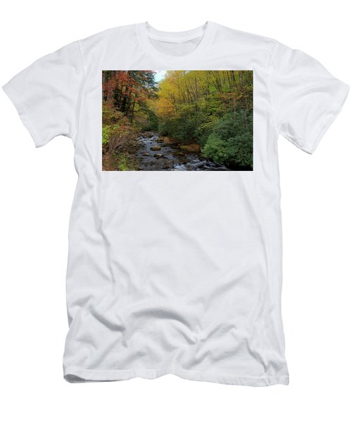 Cold Stream Men's T-Shirt (Athletic Fit)