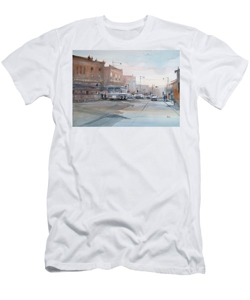 College Avenue - Appleton Men's T-Shirt (Athletic Fit)