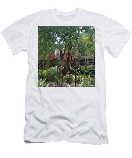 College Creature Men's T-Shirt (Athletic Fit)