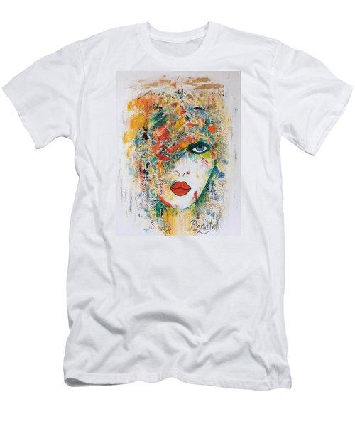 Color Me.... Men's T-Shirt (Athletic Fit)