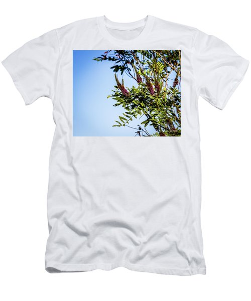 Colorful Tree Men's T-Shirt (Athletic Fit)