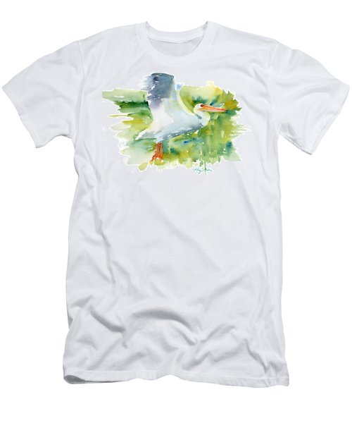 Coming In For A Landing  Men's T-Shirt (Athletic Fit)