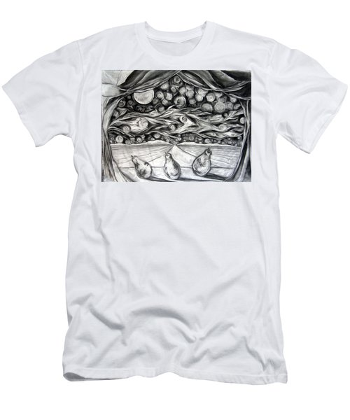Consequence Beyond The Horizon - Study Men's T-Shirt (Athletic Fit)