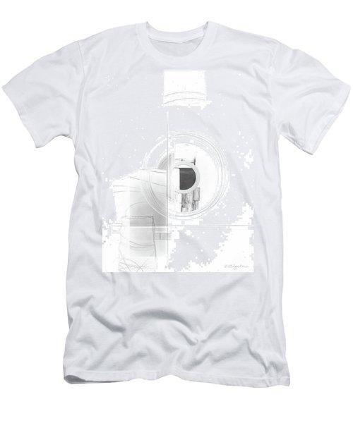 Construction No. 3 Men's T-Shirt (Athletic Fit)