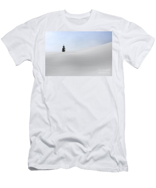 Men's T-Shirt (Athletic Fit) featuring the photograph Contemplation by Angela Moyer