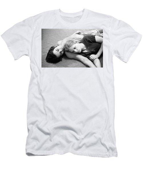 Contemplation, Part 2, 1973 Men's T-Shirt (Athletic Fit)