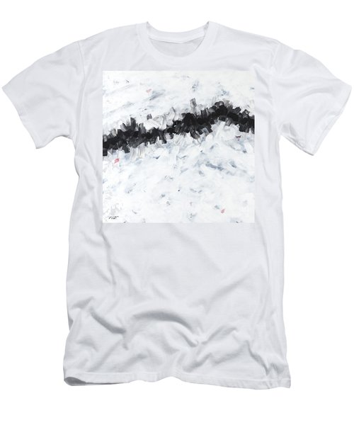 Contemporary Landscape 2of2 Men's T-Shirt (Athletic Fit)