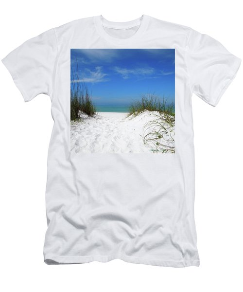 Coquina Dunes Men's T-Shirt (Athletic Fit)