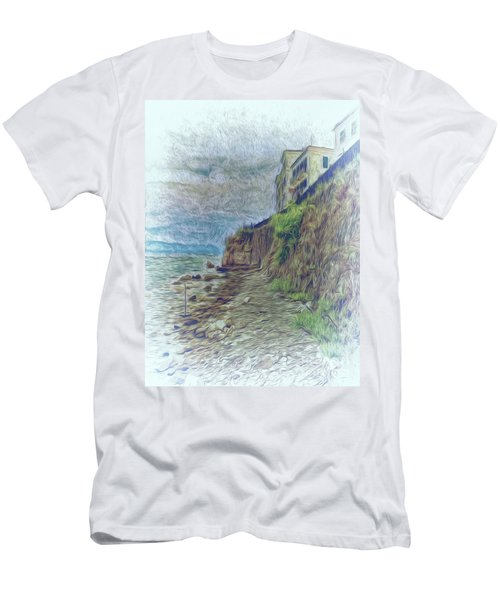 Corfu 33 - Corfu Rocks Men's T-Shirt (Athletic Fit)
