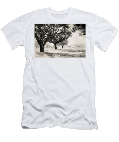 Cork Trees Men's T-Shirt (Slim Fit) by Celso Bressan