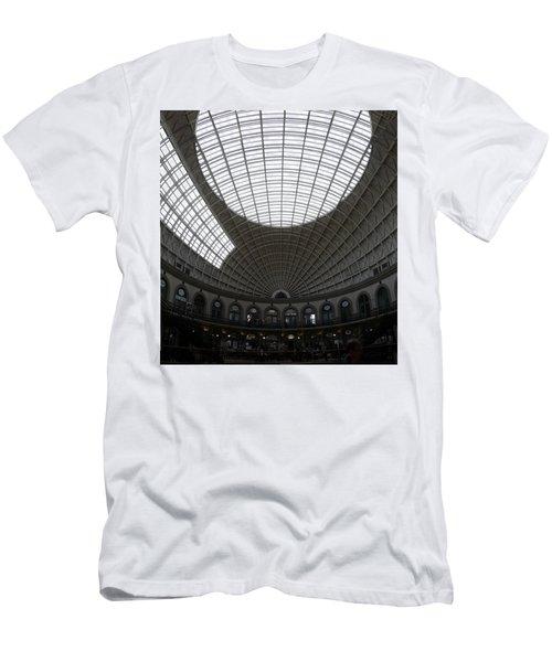 Corn Exchange Men's T-Shirt (Athletic Fit)