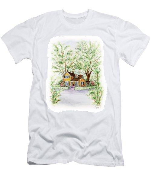 Corner Charmer Men's T-Shirt (Athletic Fit)