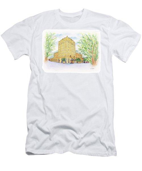 Corner Grandeur Men's T-Shirt (Athletic Fit)