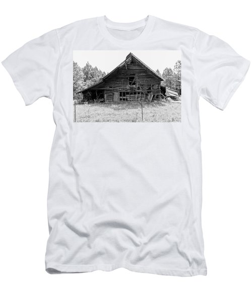 Country Treasure Bw Men's T-Shirt (Athletic Fit)