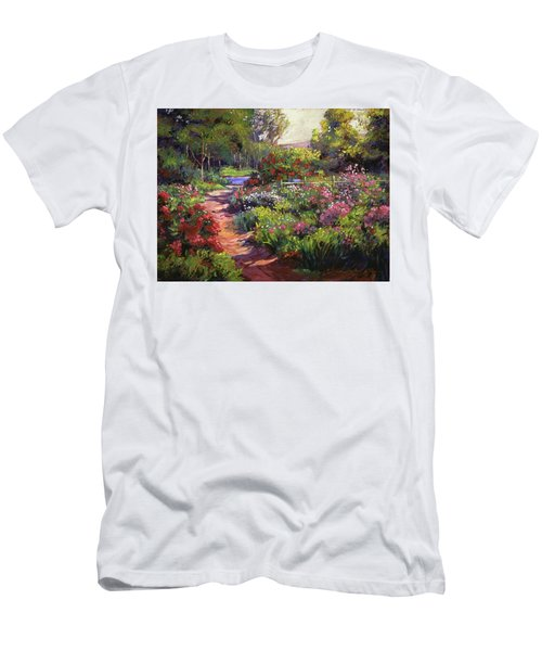 Countryside Gardens Men's T-Shirt (Athletic Fit)
