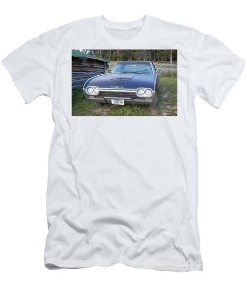 Cowboys Cadillac Men's T-Shirt (Athletic Fit)