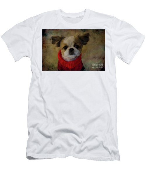 Cozy Sadie Men's T-Shirt (Athletic Fit)