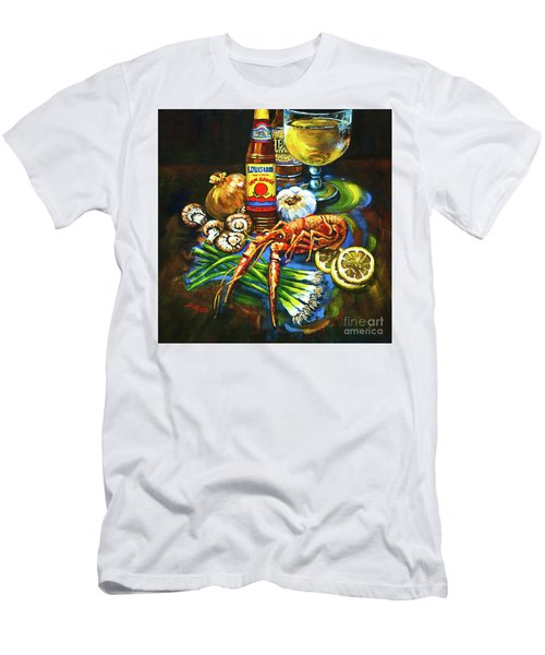 Crawfish Fixin's Men's T-Shirt (Athletic Fit)