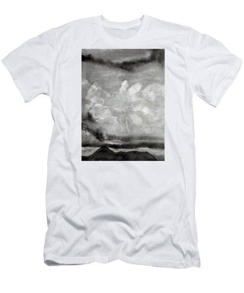 Croagh Patrick Men's T-Shirt (Athletic Fit)