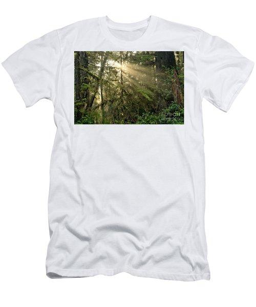 Cross Beams Men's T-Shirt (Athletic Fit)
