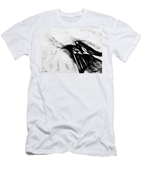 Crows  Fall Men's T-Shirt (Athletic Fit)