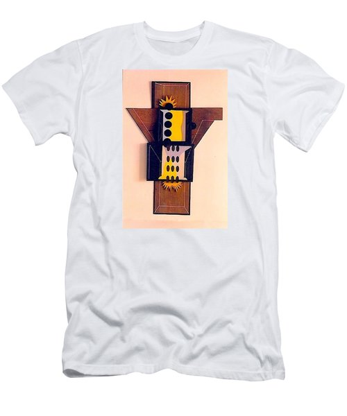 Crucifiction Men's T-Shirt (Athletic Fit)