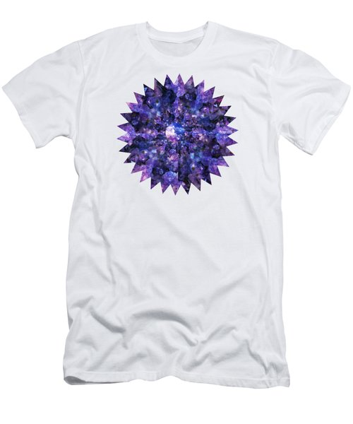 Crystal Magic 1 Men's T-Shirt (Slim Fit) by Leanne Seymour
