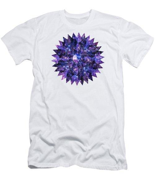 Crystal Magic 1 Men's T-Shirt (Athletic Fit)