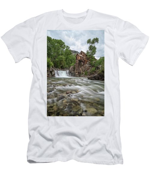 Crystal Mill Colorado 2 Men's T-Shirt (Athletic Fit)
