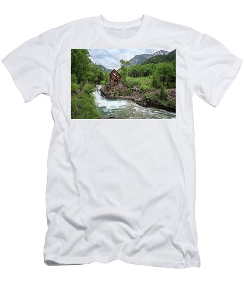 Crystal Mill Colorado 4 Men's T-Shirt (Athletic Fit)