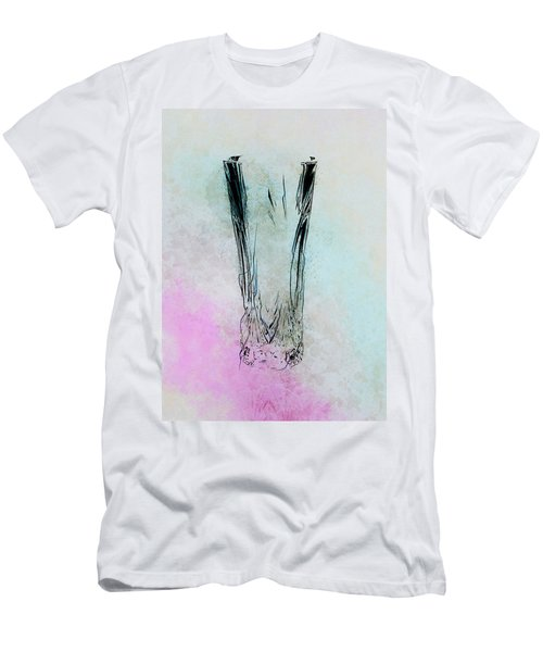 Crystal Vase Men's T-Shirt (Athletic Fit)