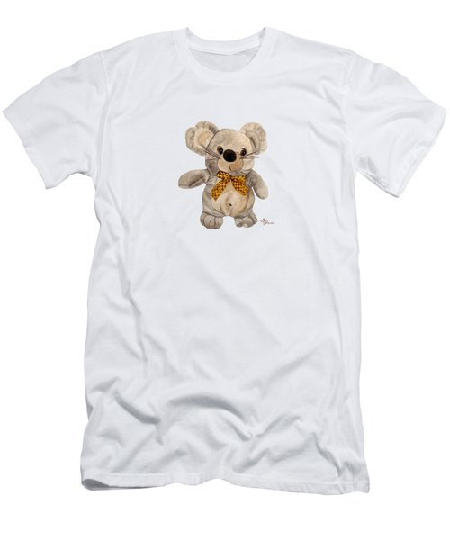 Cuddly Mouse Men's T-Shirt (Athletic Fit)