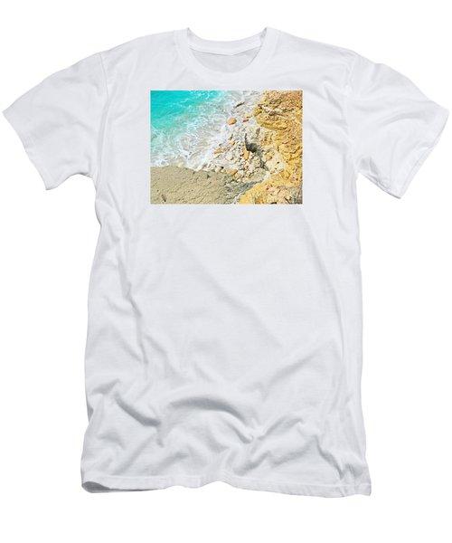 The Sea Below Men's T-Shirt (Athletic Fit)