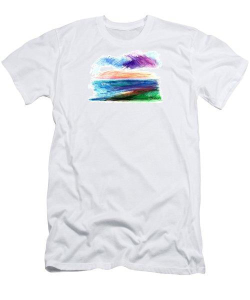 Currents Men's T-Shirt (Athletic Fit)
