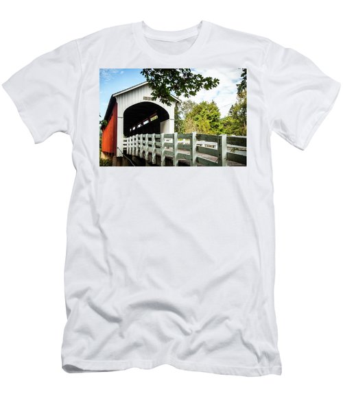 Currin Bridge Men's T-Shirt (Athletic Fit)