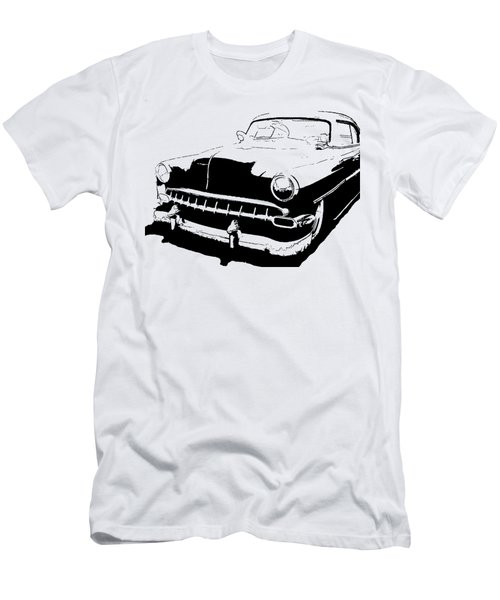 Custom 1954 Chevy Tee Men's T-Shirt (Athletic Fit)