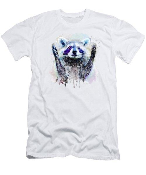 Cute Beggar Men's T-Shirt (Athletic Fit)