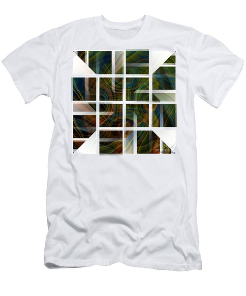 Cutting Life Men's T-Shirt (Slim Fit) by Thibault Toussaint